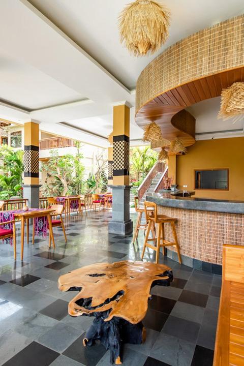 Tibuan Parung Restaurant Sebatu