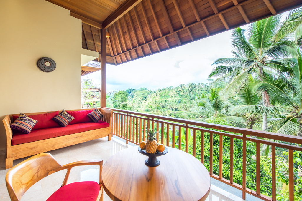 Ubud Staycation Escape with Benefit