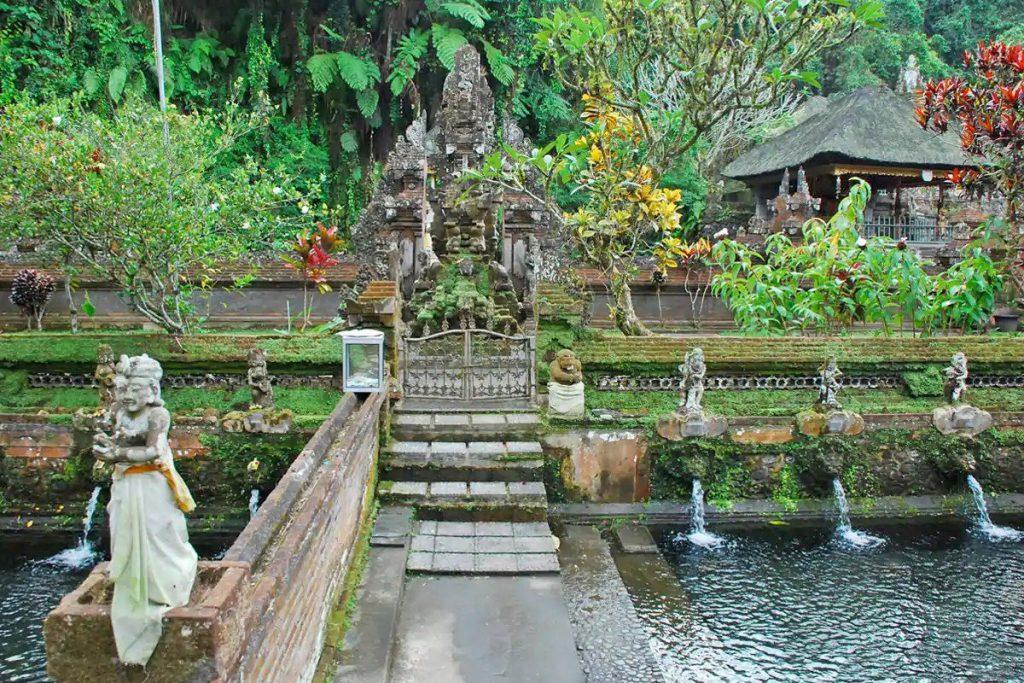 Gunung Kawi Sebatu Temple at Sebatu Village